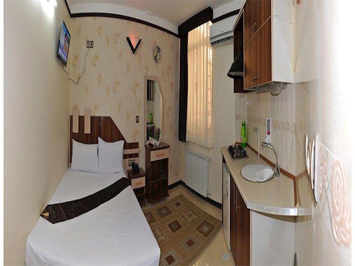 رزرو هتل علیزاده مشهد