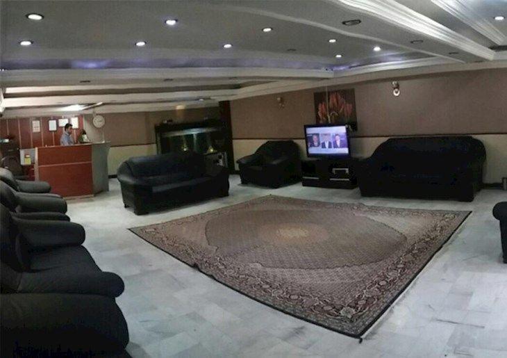 رزرو هتل فولادی مشهد