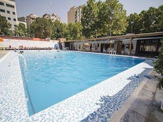 رزرو هتل باغ بلوط تهران