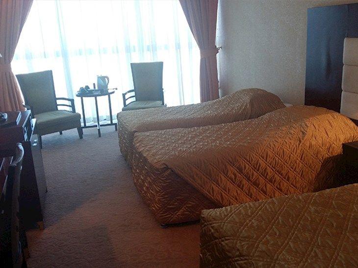 رزرو هتل شهریار تبریز