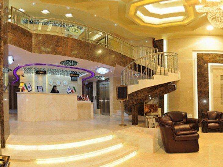 رزرو هتل مرمر مشهد