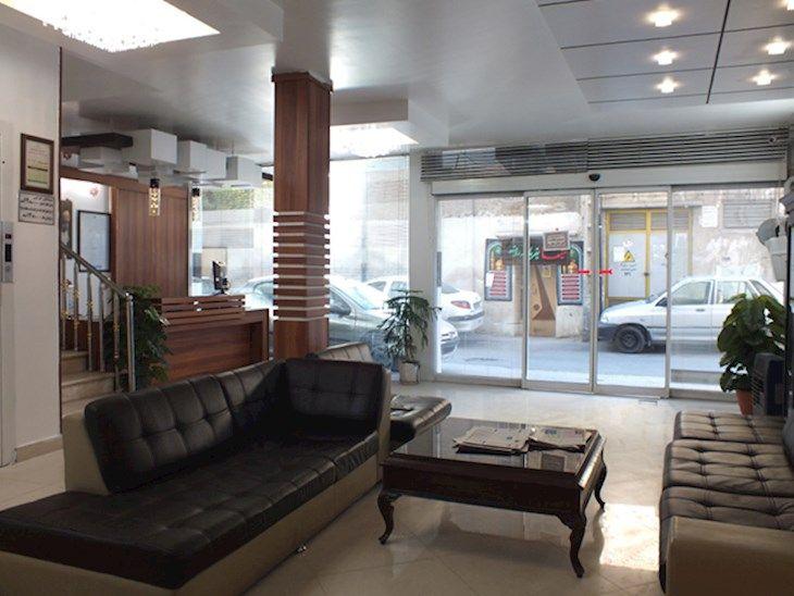 رزرو هتل آسا مشهد