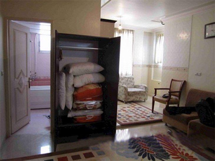 رزرو هتل کاویان مشهد