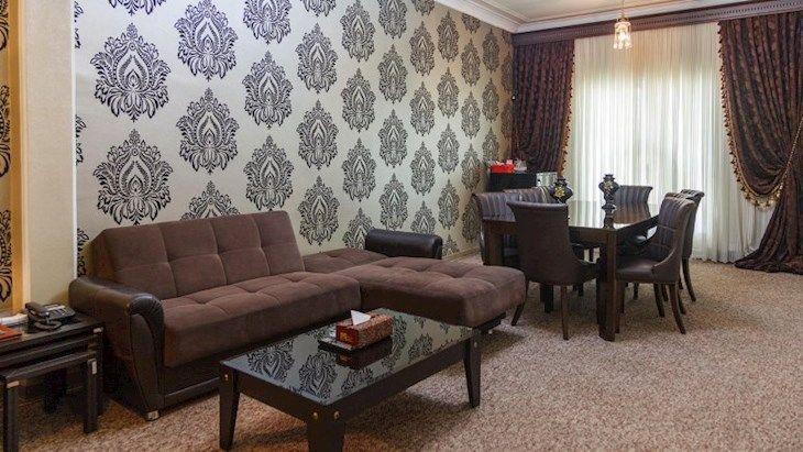 رزرو هتل بزرگ ارم تهران