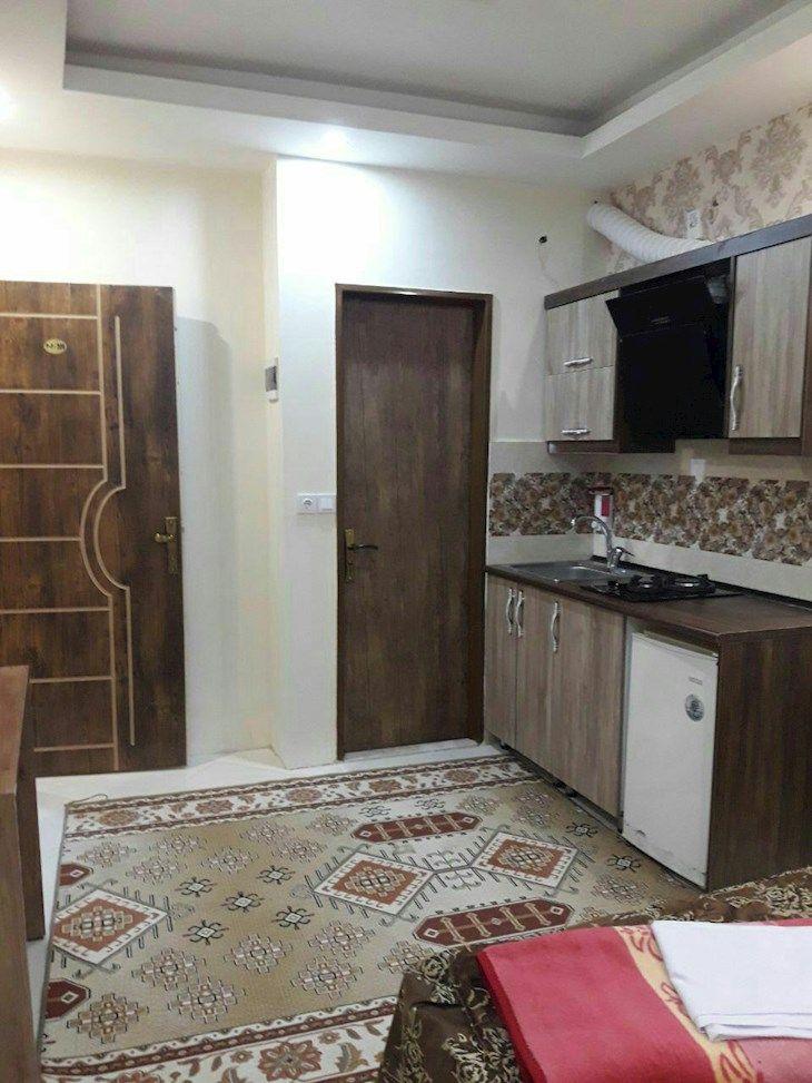 رزرو هتل دوستان مشهد