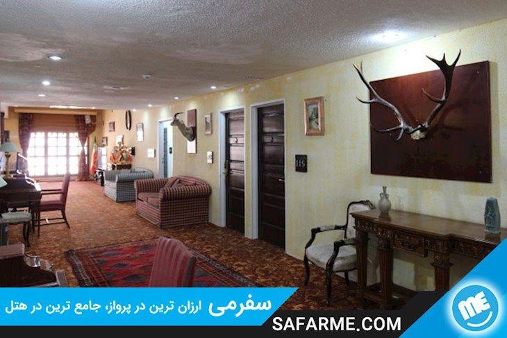 رزرو هتل توچال تهران