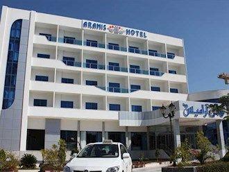 رزرو هتل آرامیس کیش