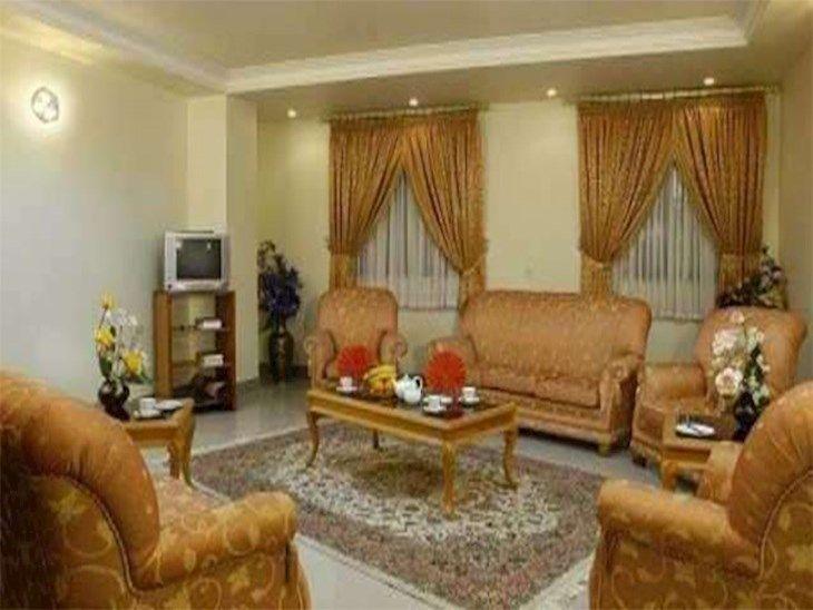 رزرو هتل میلاد نور مشهد