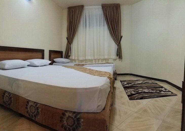 رزرو هتل فرزانگان مشهد