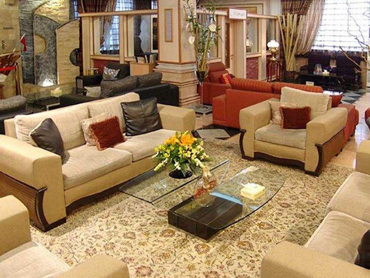 رزرو هتل اعیان مشهد