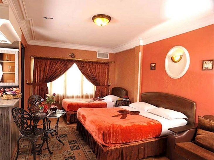 رزرو هتل الیان تهران