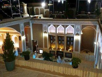 رزرو هتل سنتی رویای قدیم یزد