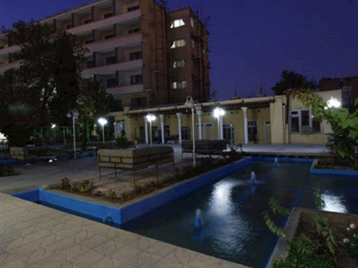 رزرو هتل پارک شیراز