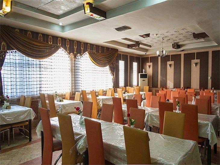 رزرو هتل فیروزه توس مشهد