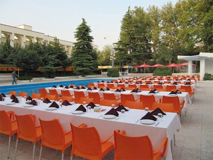 رزرو هتل پارسیان اوین تهران
