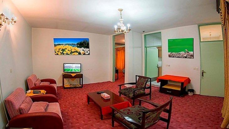 رزرو هتل جهانگردي تبریز