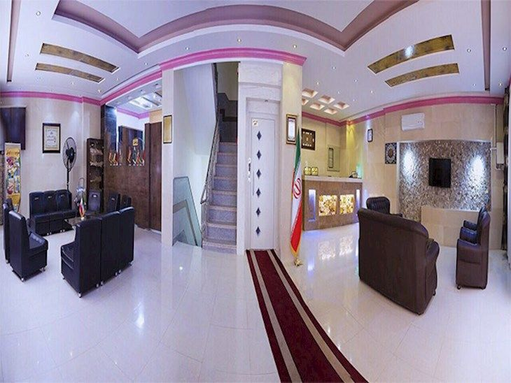رزرو هتل آیسان مشهد