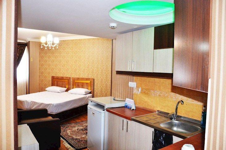 رزرو هتل ایرانیان مشهد