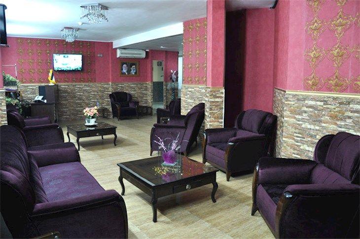 رزرو هتل میلاد مشهد