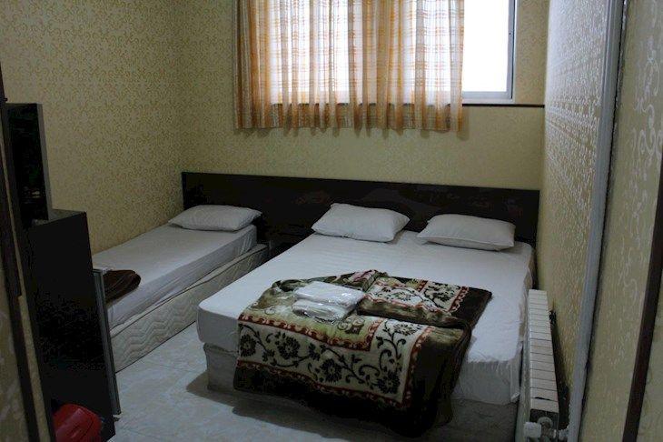 رزرو هتل آذر مشهد