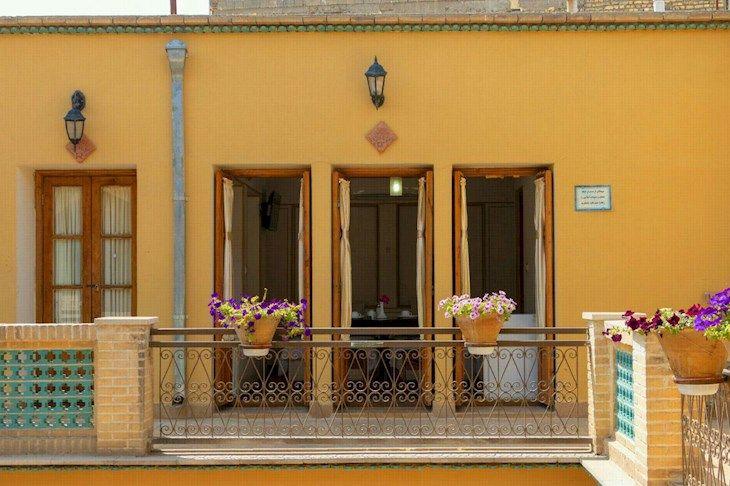 رزرو هتل طلوع خورشيد اصفهان