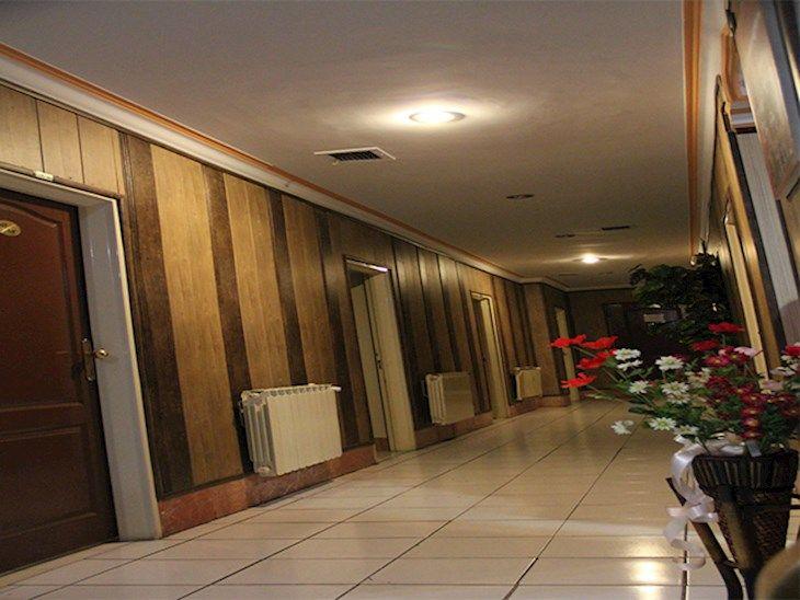 رزرو هتل مهر تهران