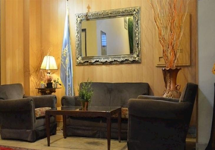 رزرو هتل فارس تهران