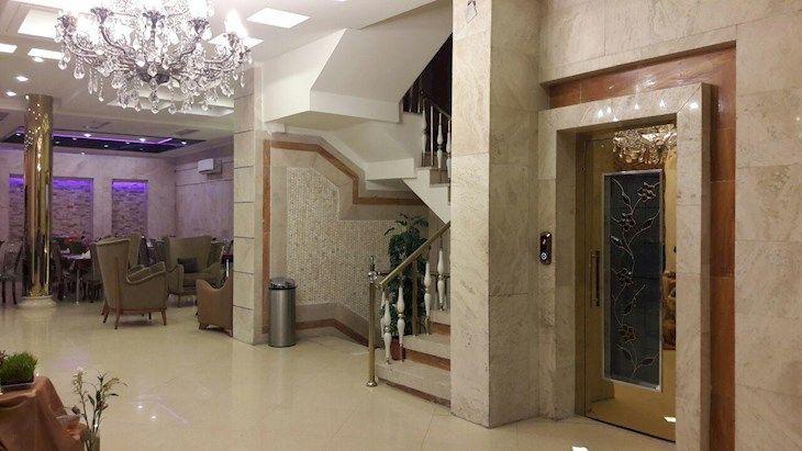 رزرو هتل جیهون مشهد