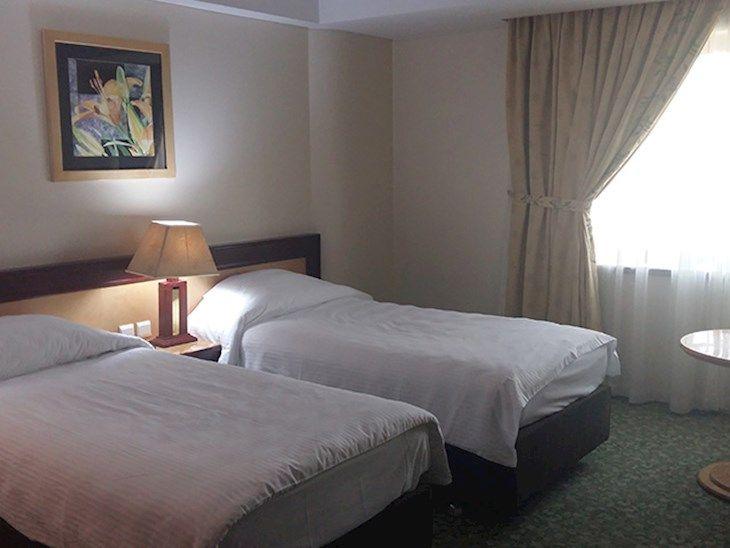 رزرو هتل استقبال تبریز