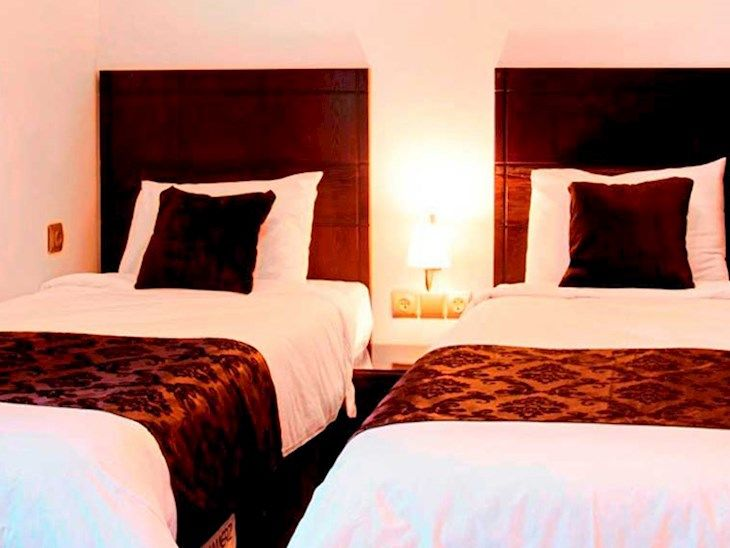 رزرو هتل جواهر شرق مشهد