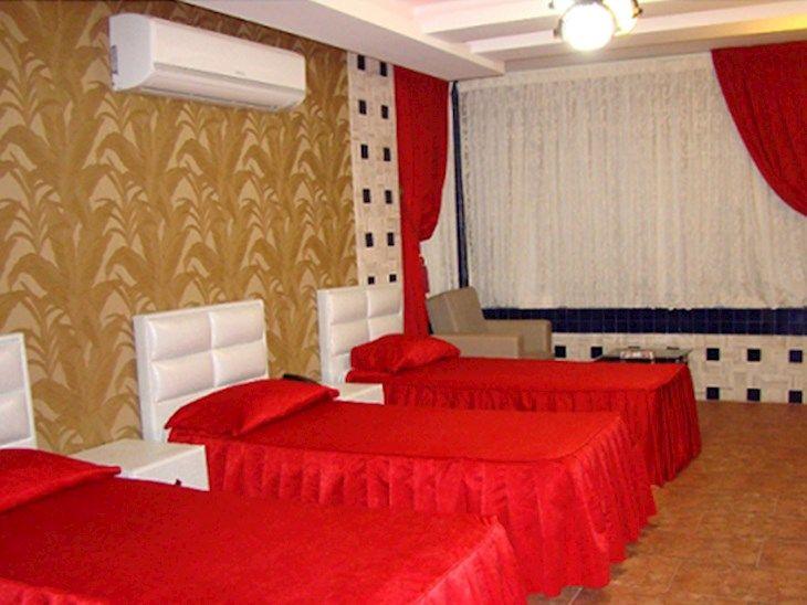 رزرو هتل شیان تهران