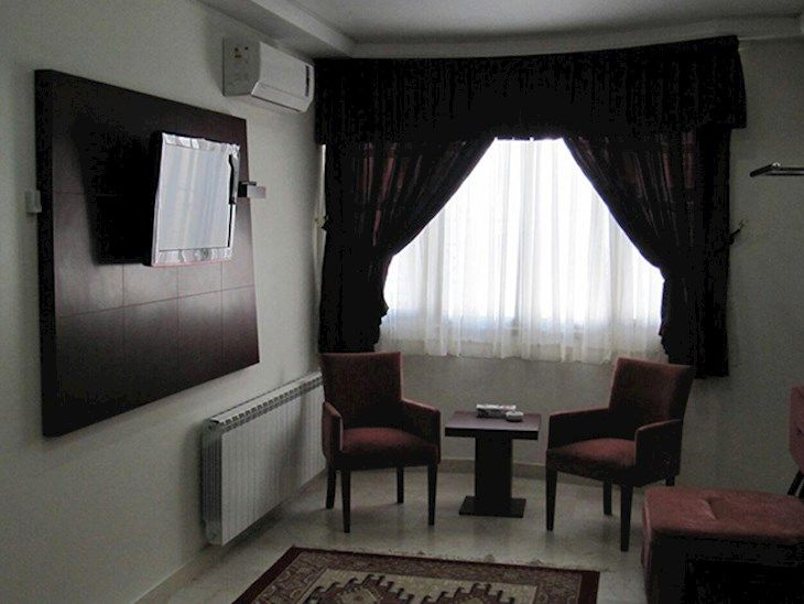 رزرو هتل هامون مشهد