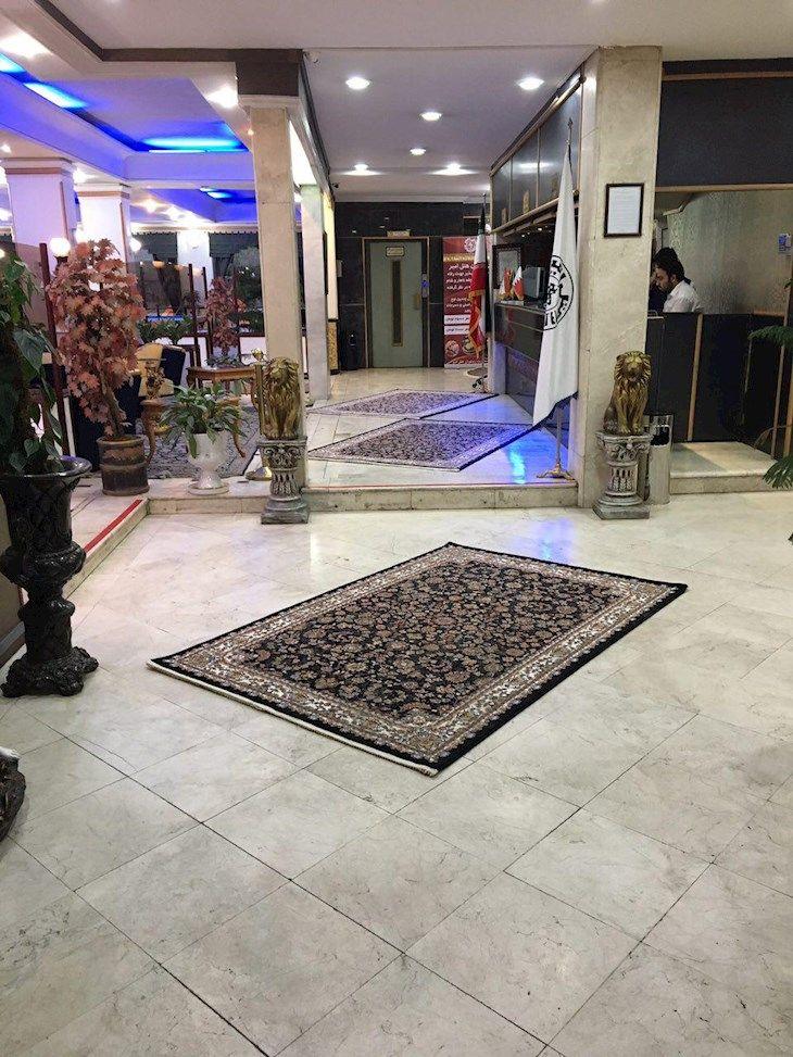 رزرو هتل امير مشهد