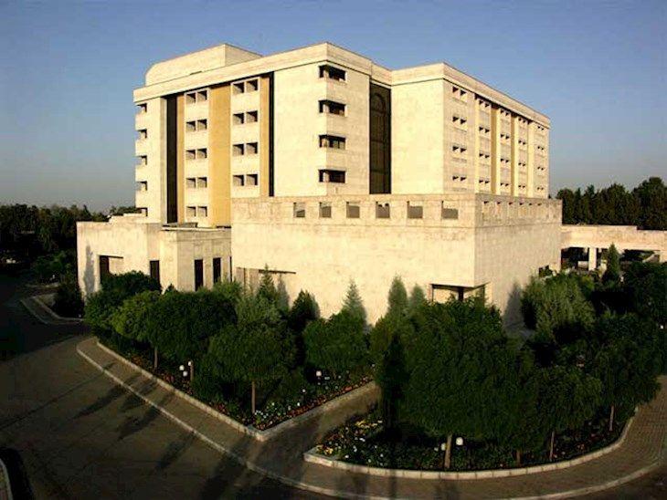 رزرو هتل پردیسان مشهد