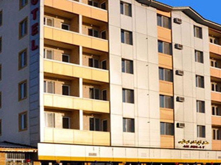 رزرو هتل ایساتیس آستارا