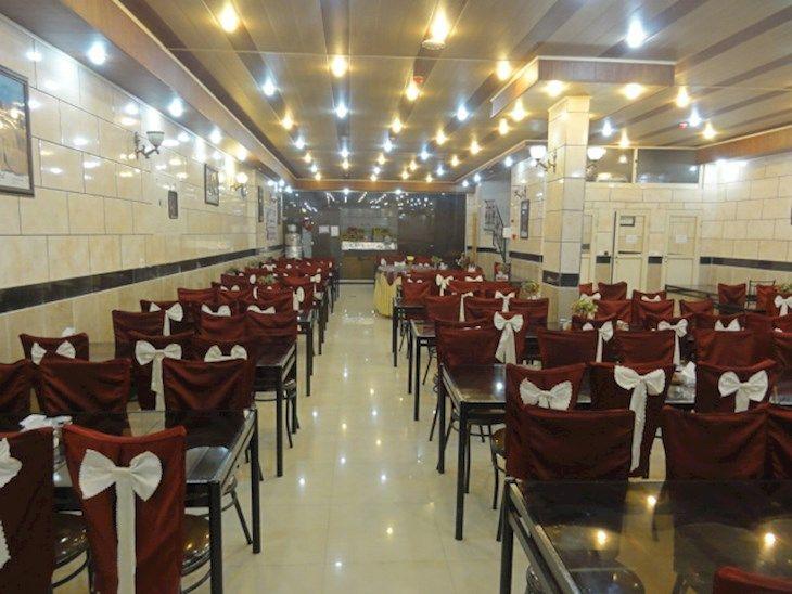 رزرو هتل نگین شرق مشهد