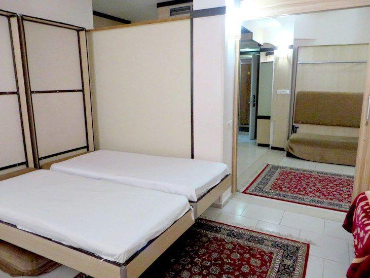 رزرو هتل آریا مشهد