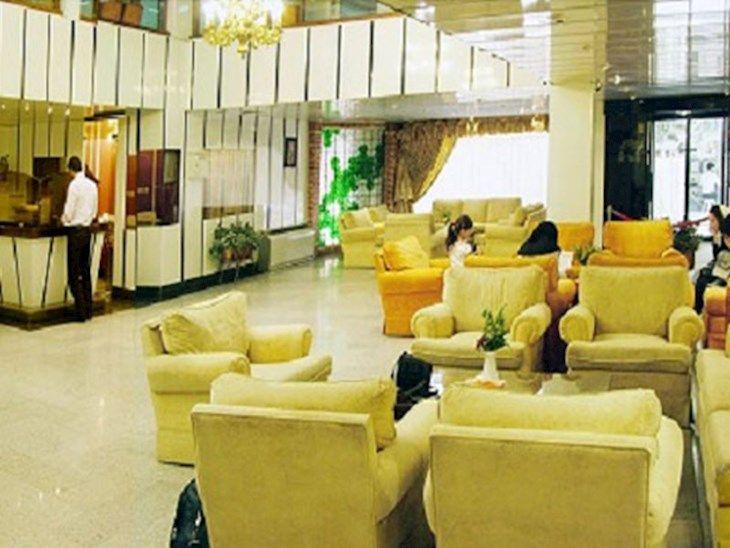 رزرو هتل پردیس مشهد