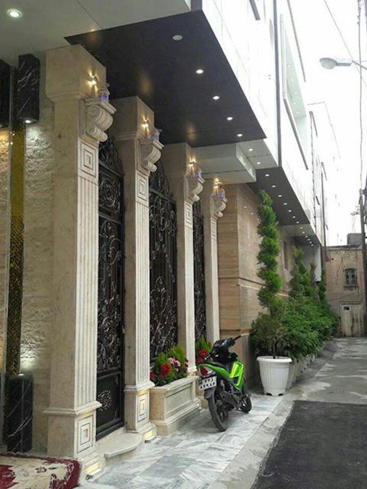 رزرو هتل قصر آیینه مشهد