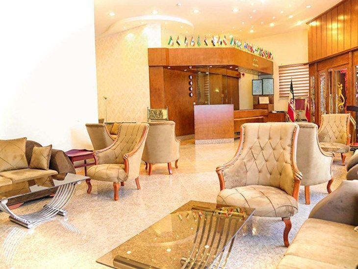 رزرو هتل آتی مشهد