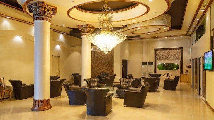 رزرو هتل تهران درسا تهران
