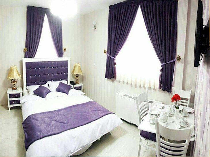 رزرو هتل نوسازسعدی مشهد