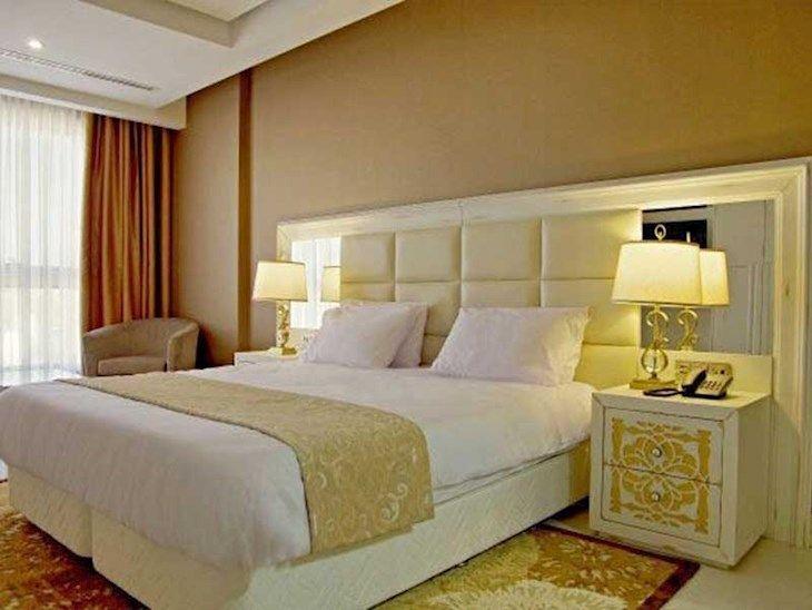 رزرو هتل اترک مشهد