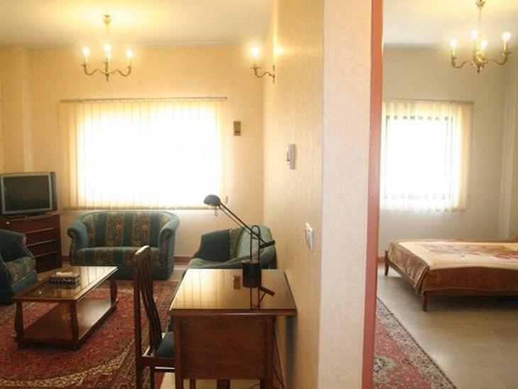 رزرو هتل پژوهش تهران