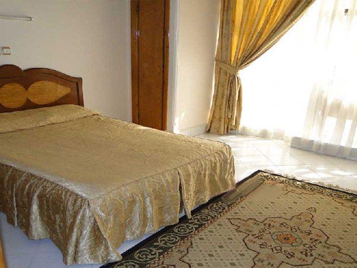 رزرو هتل پرکوک مشهد