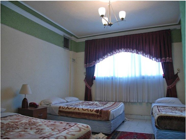رزرو هتل رازي تهران