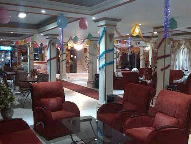 رزرو هتل شهریار مشهد