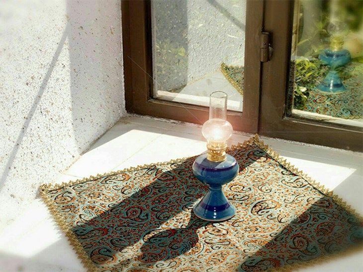 رزرو هتل خانه باغ ایرانی شیراز