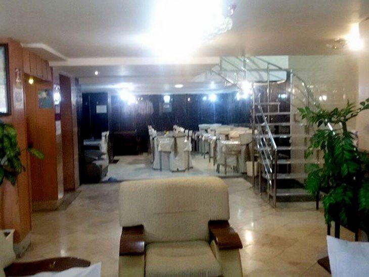 رزرو هتل بهاران مشهد