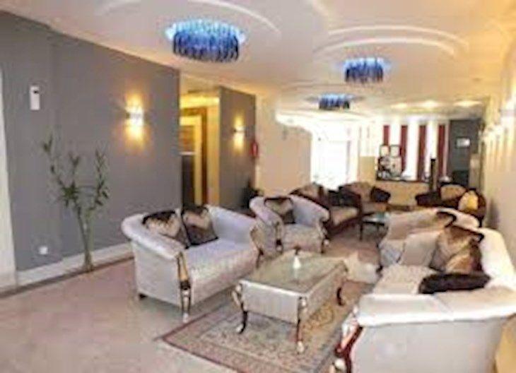 رزرو هتل آراکس مشهد